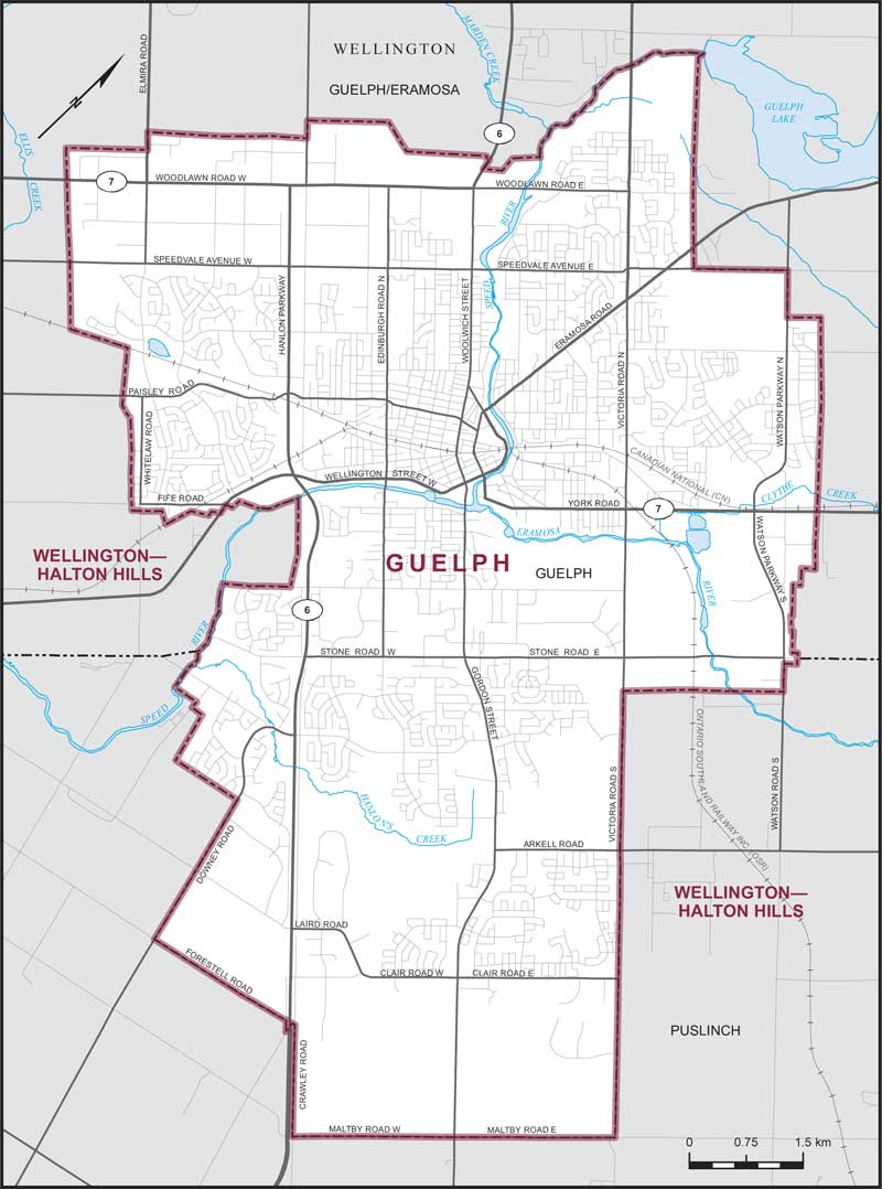 Guelph Electoral District
