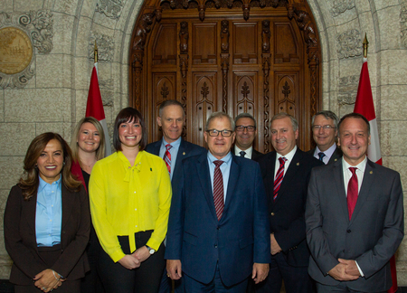 Government of Canada supports efforts to improve mental and physical