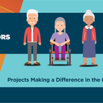 New Horizons for Seniors Program Infographic