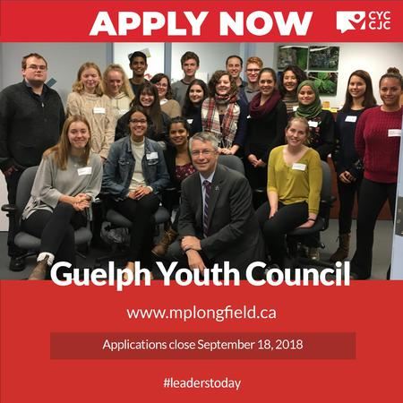 Youth Council Apply Now